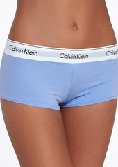 Calvin Klein + Modern Cotton Boyshort
