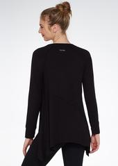 Calvin Klein + Performance Asymmetric Seams Knit Tunic
