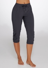 Calvin Klein + Performance Banded Bottom Capri Pants