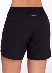 Calvin Klein + Performance Pleat Front Cycling Shorts
