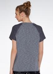 Calvin Klein + Performance Pullover Zip Tee