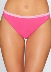 Calvin Klein + Pure Seamless Thong