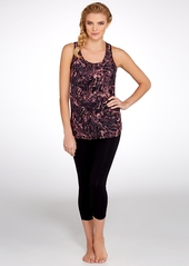 Calvin Klein + Performance Convergence Print High/Low Tank