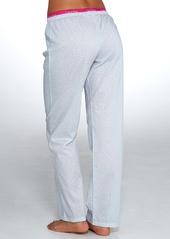 Calvin Klein + Woven Pajama Pants