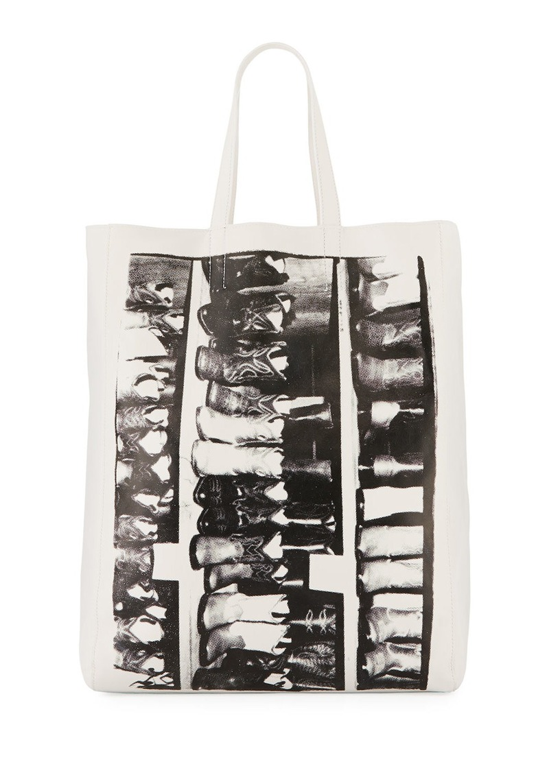 418c87a8acc80 205W39NYC Andy Warhol Boots Tote Bag