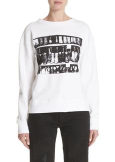CALVIN KLEIN 205W39NYC Boot Sweatshirt