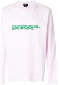 Calvin Klein branded T-shirt