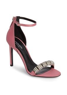 CALVIN KLEIN 205W39NYC Camelle Embellished Sandal (Women)