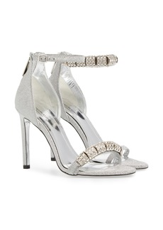 Calvin Klein 205W39NYC Camelle Jewel Embellished Sandal (Women)