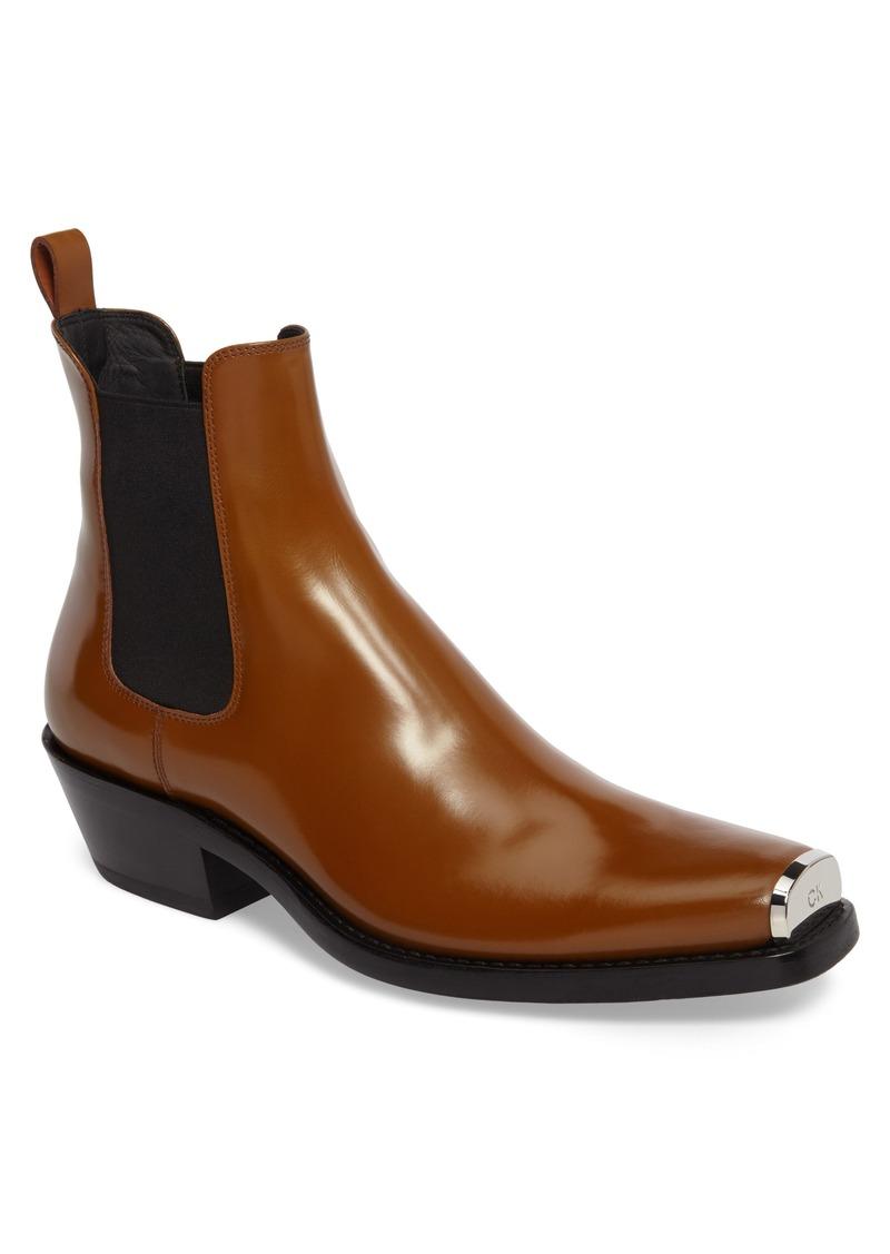 52497962ff0 205W39NYC Chris Western Metal Tip Boot (Men)