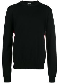 Calvin Klein contrasting panel jumper