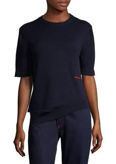 Calvin Klein Crewneck Cashmere Pullover