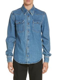 CALVIN KLEIN 205W39NYC Denim Shirt