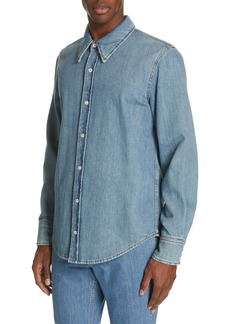 CALVIN KLEIN 205W39NYC Denim Shirt