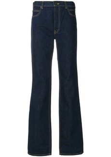 Calvin Klein 205W39nyc flared jeans - Blue