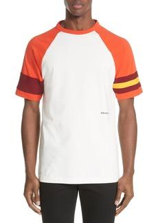 CALVIN KLEIN 205W39NYC Jersey Varsity T-Shirt