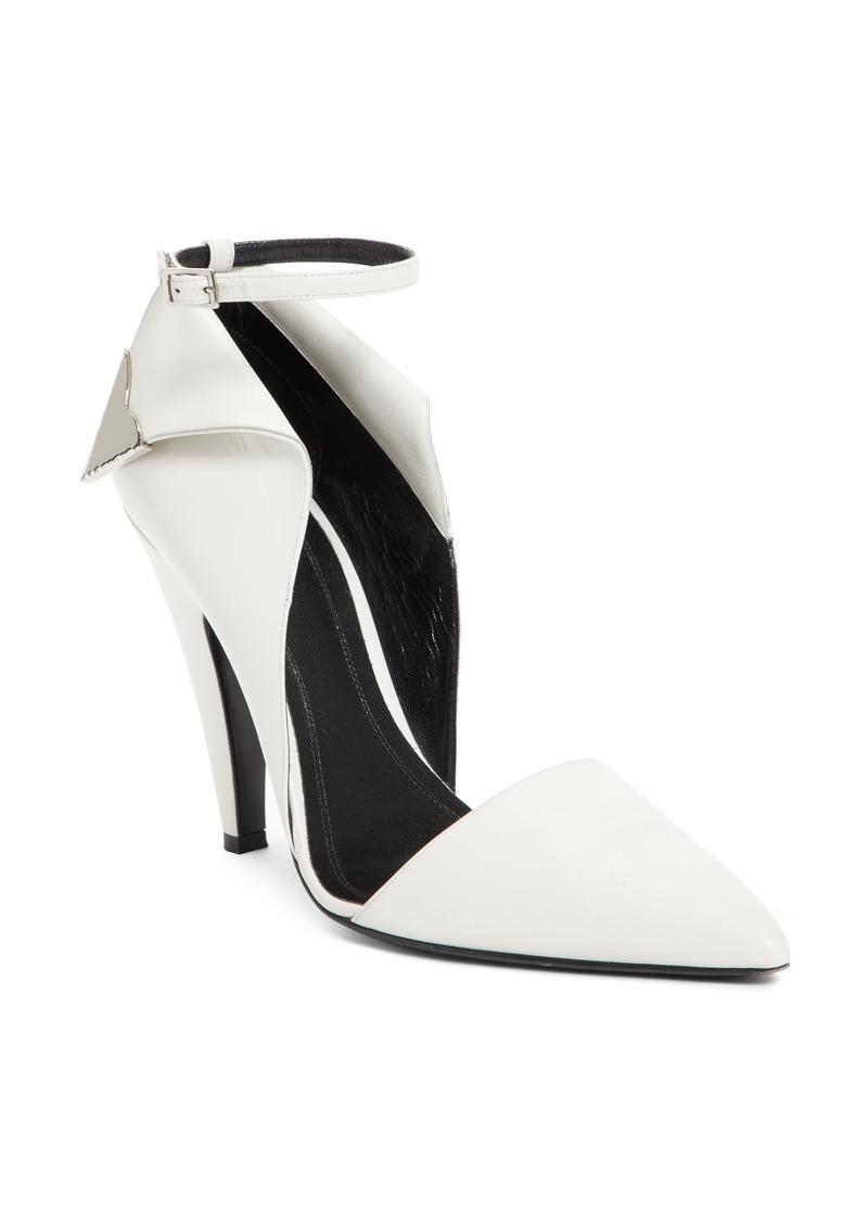 5957ee65100ad Calvin Klein CALVIN KLEIN 205W39NYC Kadence Ankle Strap Pump (Women ...