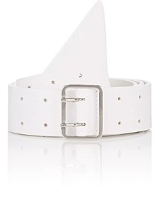 CALVIN KLEIN 205W39NYC Men's Double-Prong Leather Belt