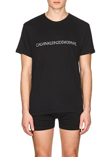 CALVIN KLEIN 205W39NYC Men's Logo Cotton Jersey T-Shirt