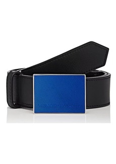 CALVIN KLEIN 205W39NYC Men's Plaque-Buckle Belt