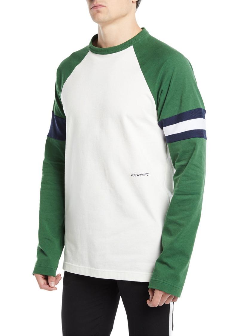CALVIN KLEIN 205W39NYC Men's Rugby Jersey T-Shirt