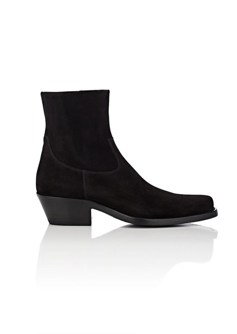 fb330be8751 205W39NYC Men's Suede Boots