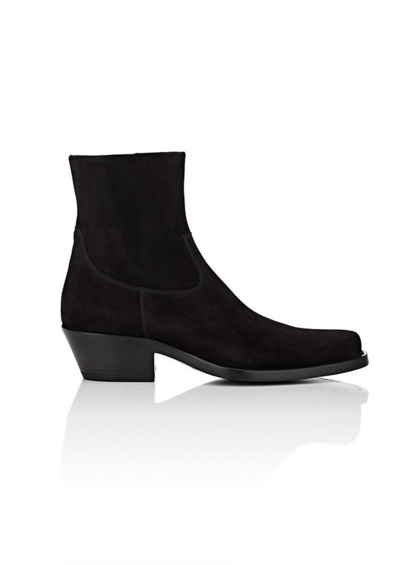 644da330a0b6 Calvin Klein CALVIN KLEIN 205W39NYC Men's Suede Boots | Shoes