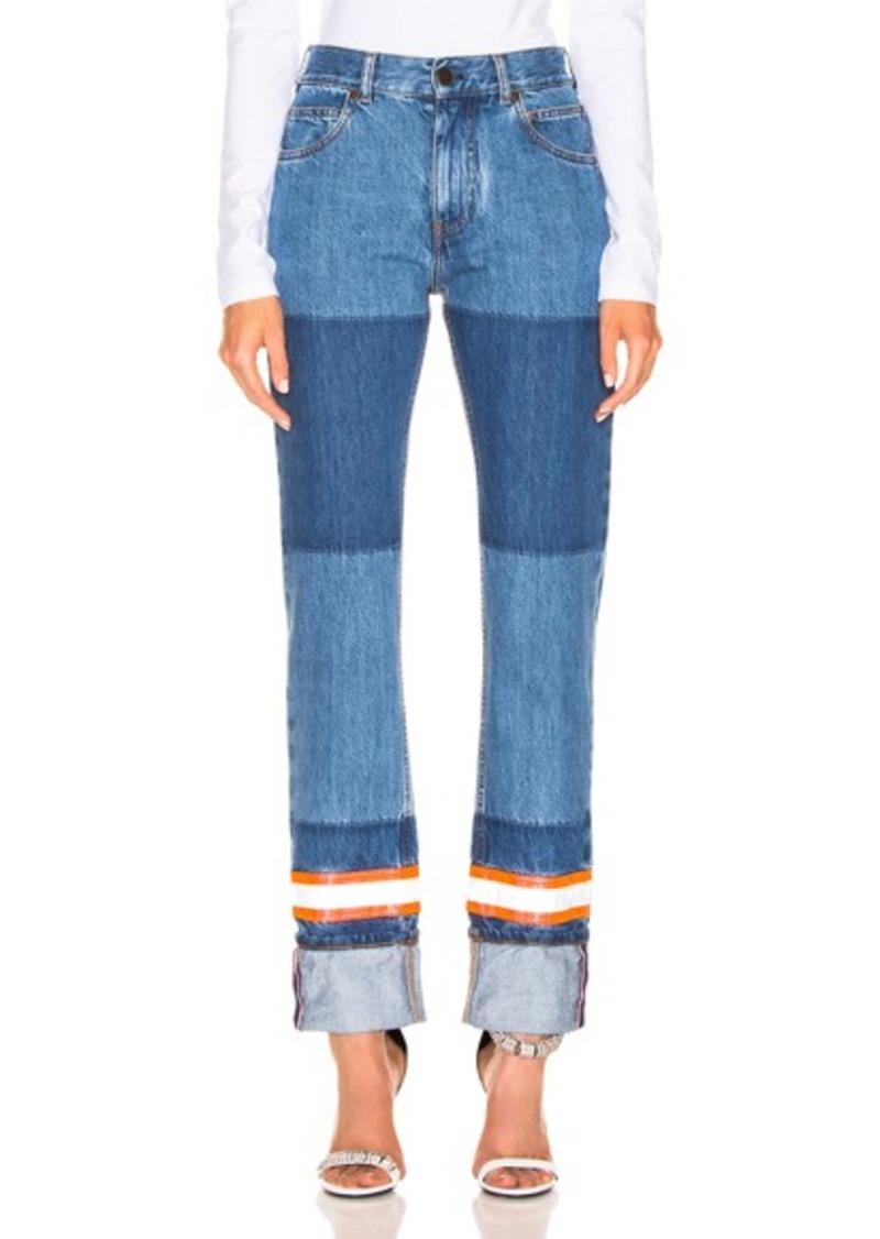 CALVIN KLEIN 205W39NYC Mixed Jean