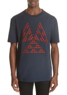 CALVIN KLEIN 205W39NYC Patchwork T-Shirt