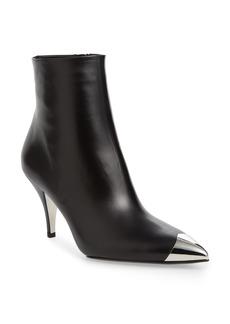 Calvin Klein 205W39NYC Rosella Cap Pointy Toe Bootie (Women)