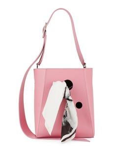 CALVIN KLEIN 205W39NYC Small Bandana Bucket Bag
