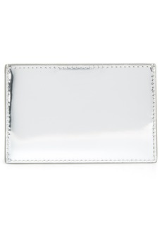 CALVIN KLEIN 205W39NYC Small Leather Card Case