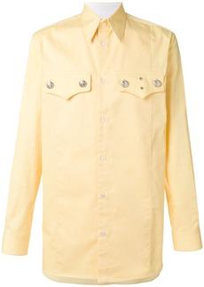 Calvin Klein straight fit saloon shirt