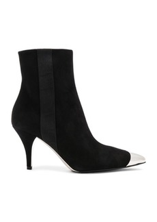 CALVIN KLEIN 205W39NYC Suede Rocio Stiletto Boots