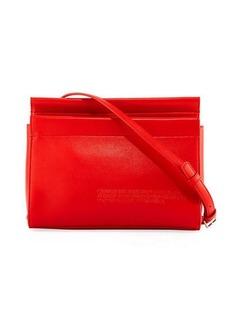 CALVIN KLEIN 205W39NYC Top Zip Luxe Crossbody Bag