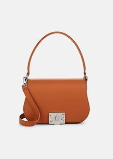 CALVIN KLEIN 205W39NYC Women's Bonnie Small Leather Shoulder Bag - Brown