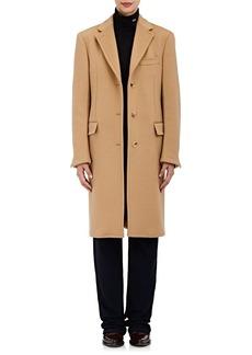 CALVIN KLEIN 205W39NYC Women's Brushed Wool Melton Coat