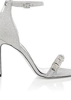 CALVIN KLEIN 205W39NYC Women's Camelle Glitter Sandals