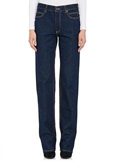 CALVIN KLEIN 205W39NYC Women's Straight-Leg Jeans