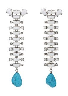 CALVIN KLEIN 205W39NYC Women's Western Drop Earrings