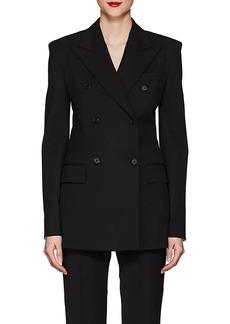 CALVIN KLEIN 205W39NYC Women's Wool-Blend Double-Breasted Blazer