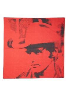 CALVIN KLEIN 205W39NYC x Andy Warhol Foundation Dennis Hopper Scarf