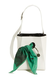 Calvin Klein 205W39NYC x Andy Warhol Foundation Small Bucket Bag with Bandana & Removable Pouch