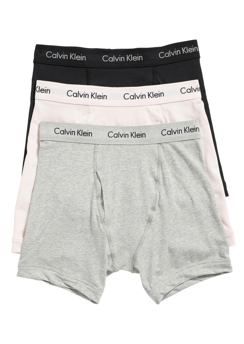 1cab9c22d58 Calvin Klein Calvin Klein 3-Pack Boxer Briefs