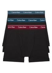 Calvin Klein 3-Pack Boxer Briefs