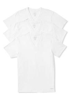 Calvin Klein 3-Pack Classic Fit T-Shirt