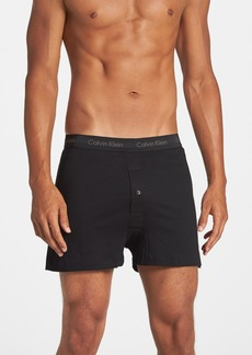 Calvin Klein 3-Pack Cotton Boxers