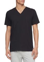 Calvin Klein 3-Pack Cotton V-Neck T-Shirt