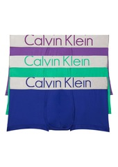 Calvin Klein 3-Pack Low Rise Trunks