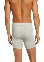 Calvin Klein 3-Pack Moisture Wicking Boxer Briefs